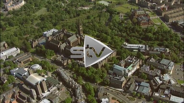 HD Aerials University of Glasgow