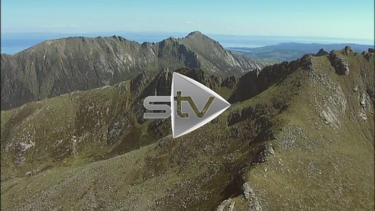 HD Aerials of Goatfell