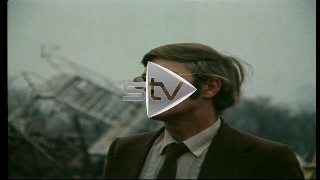 Gordon Brown TV Reporter