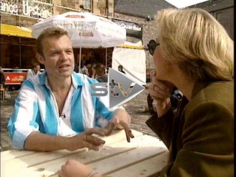 Graham Norton Interview (1993)