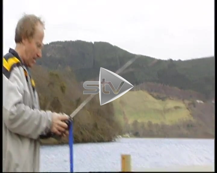 Sonar Search for Nessie
