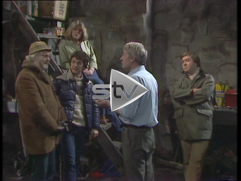 Gregor Fisher – Early Acting Role