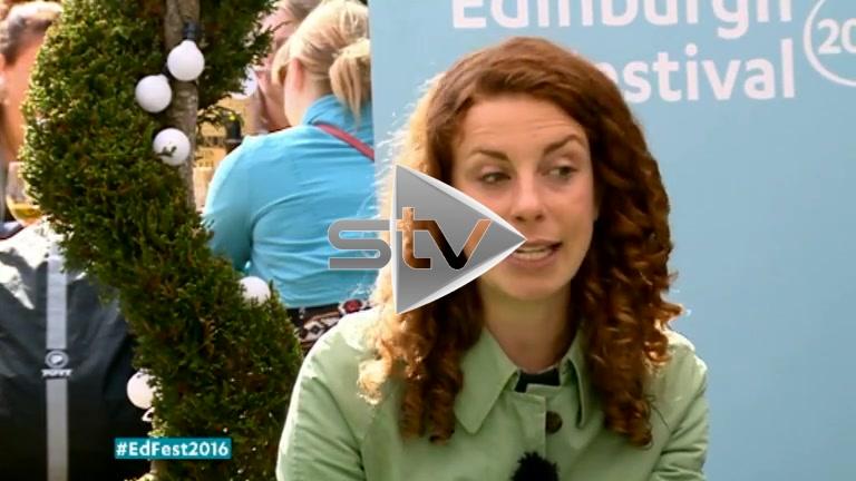Helen Duff at Edinburgh Fest 2016