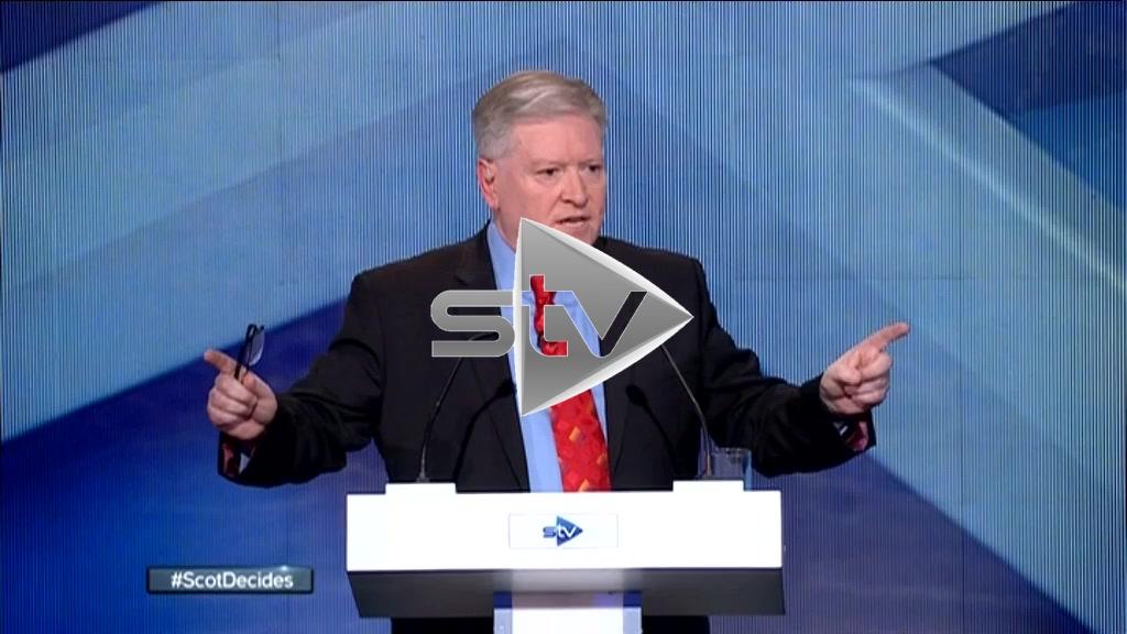 Salmond & Darling: The Debate