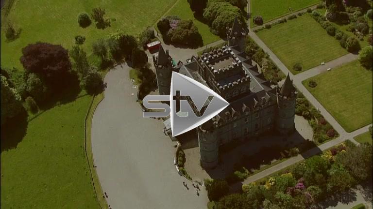 HD Aerials Inverary Castle