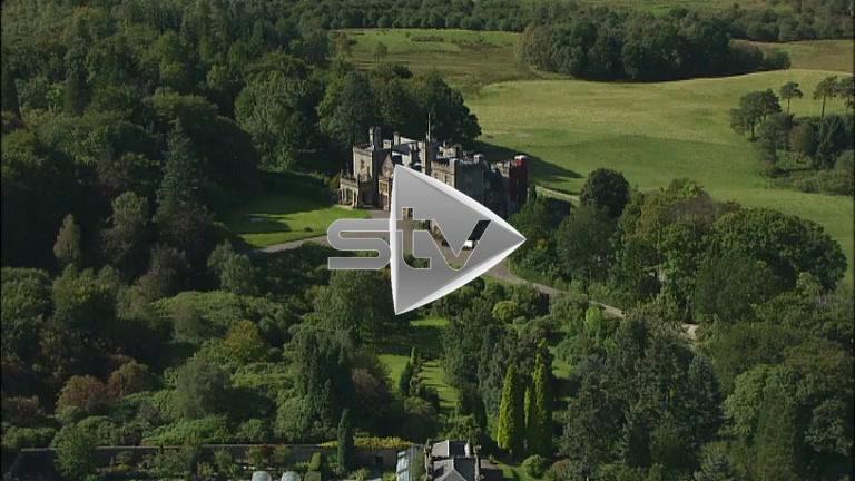 HD Aerials of Inverlochy Castle