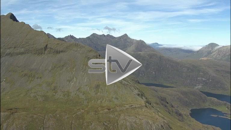 HD Aerials of the Black Cuillin on the Isle of Skye