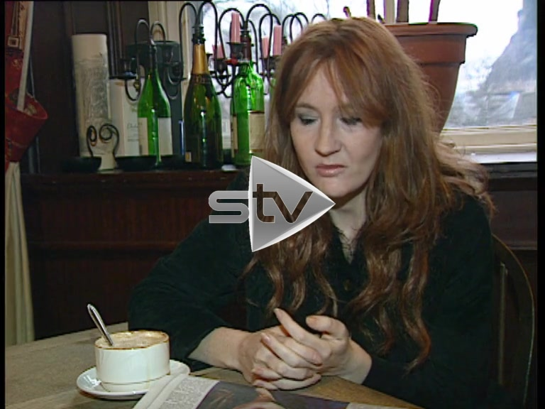 JK Rowling Interview 1998