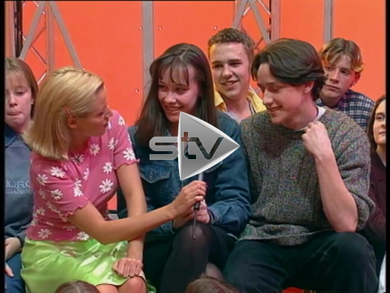 James McAvoy – Early TV Appearance 1996