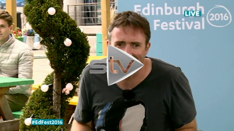 Jamie MacDonald at Edinburgh Fest 2016
