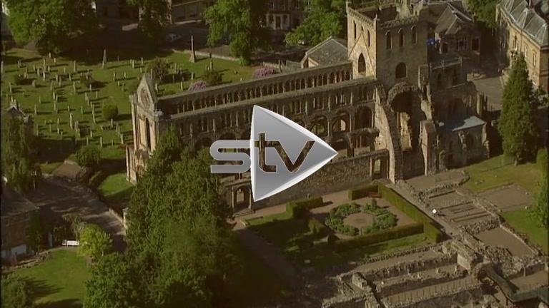 HD Aerials of Jedburgh Abbey