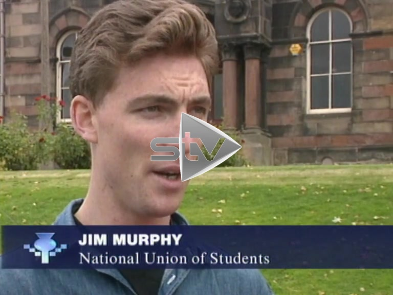 Early Interview Jim Murphy