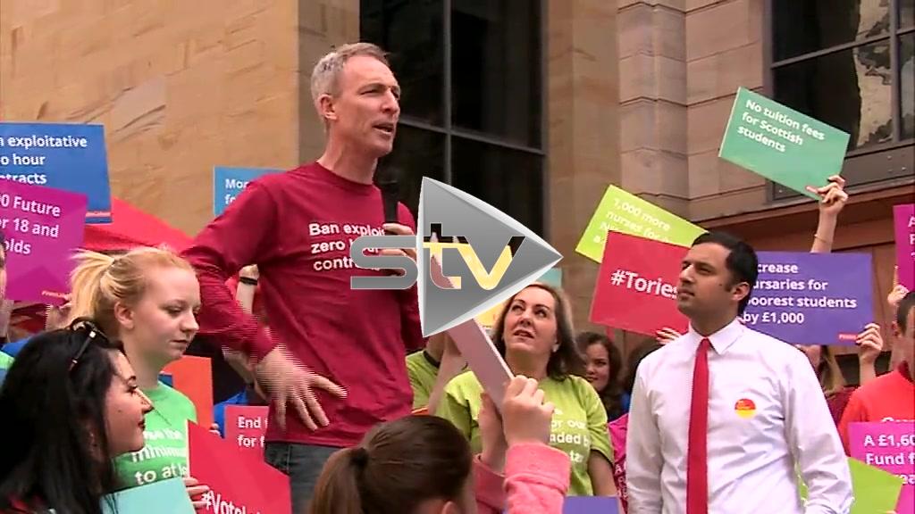 Labour Campaign Glasgow