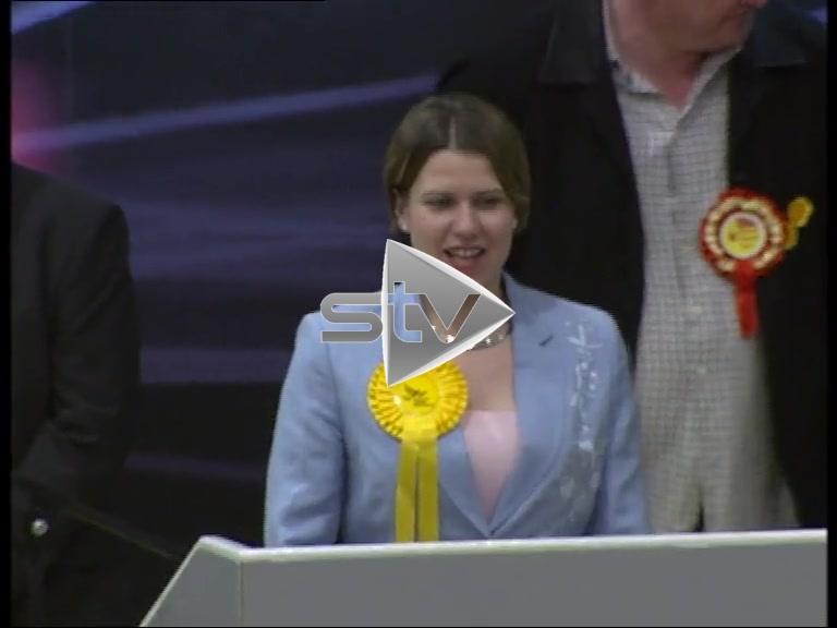Jo Swinson Elected in 2005