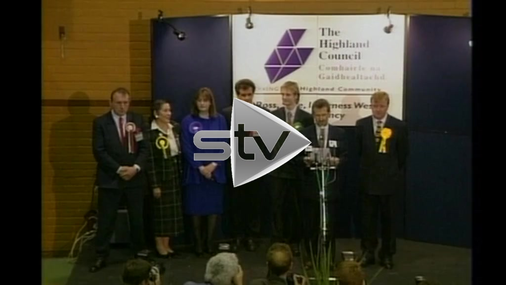 Ross, Skye and Inverness West Declaration 1997