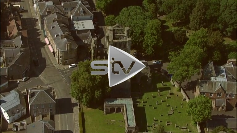 HD Aerials of Kelso Abbey