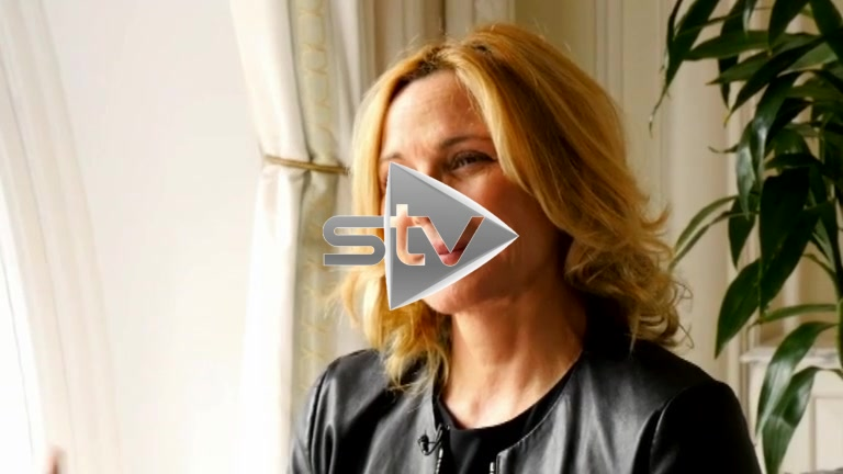 Kim Cattrall Interview