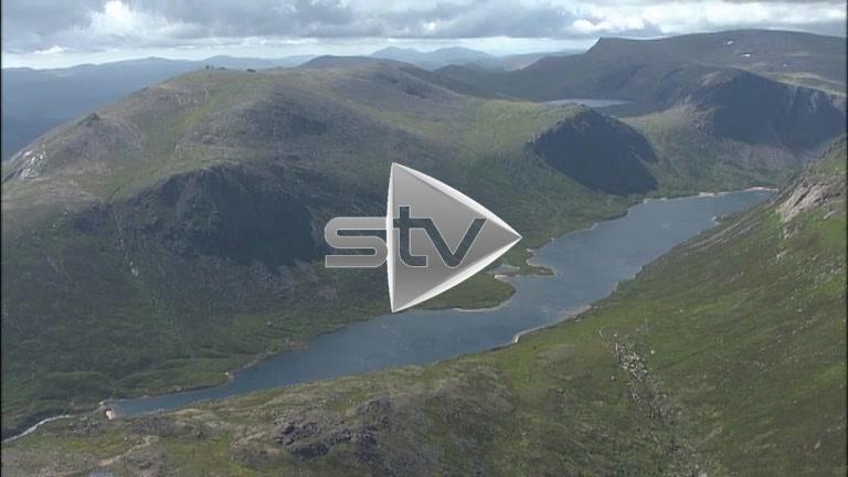 HD Aerials of Loch Avon