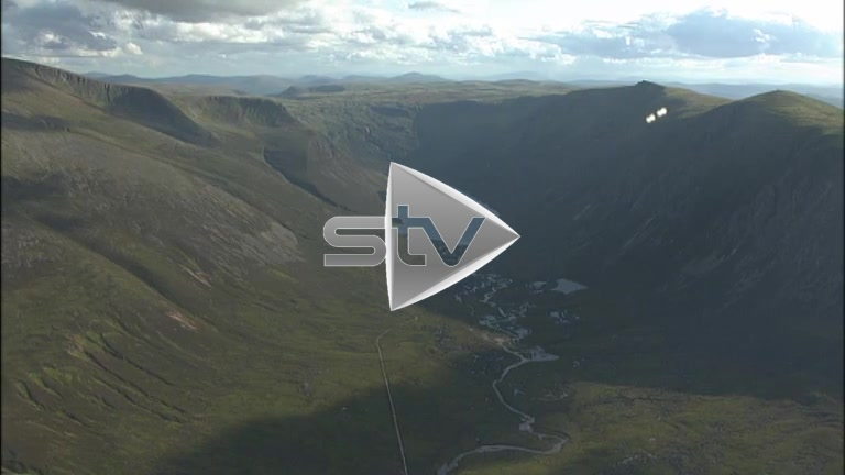 HD Aerials Loch Einich