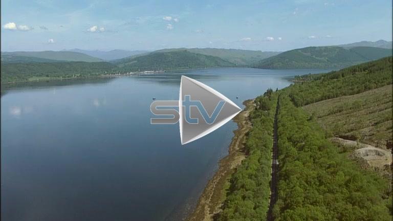 HD Aerials of Loch Fyne