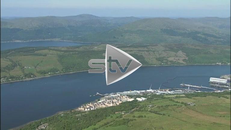 HD Aerials of Loch Gare/Faslane