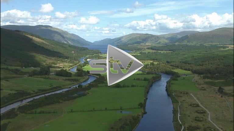 HD Aerials towards Loch Lochy
