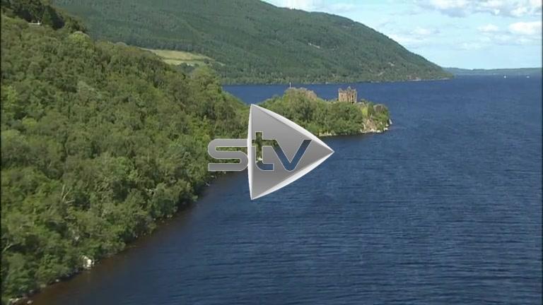 HD Aerials of Loch Ness shoreline