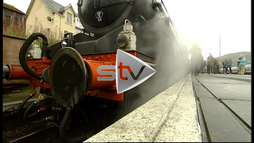 Inside The Jacobite Locomotive