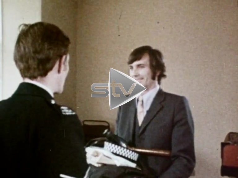 The Look of a Seventies Policeman