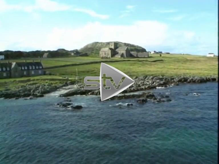 Aerials of the Isle of Iona