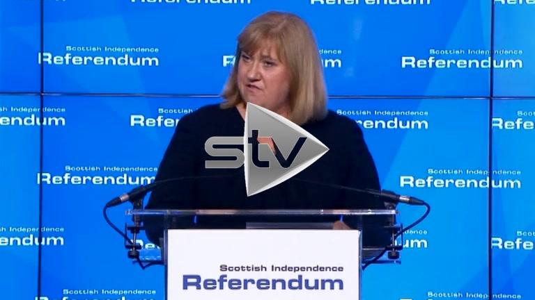Independence Referendum – Final Declaration