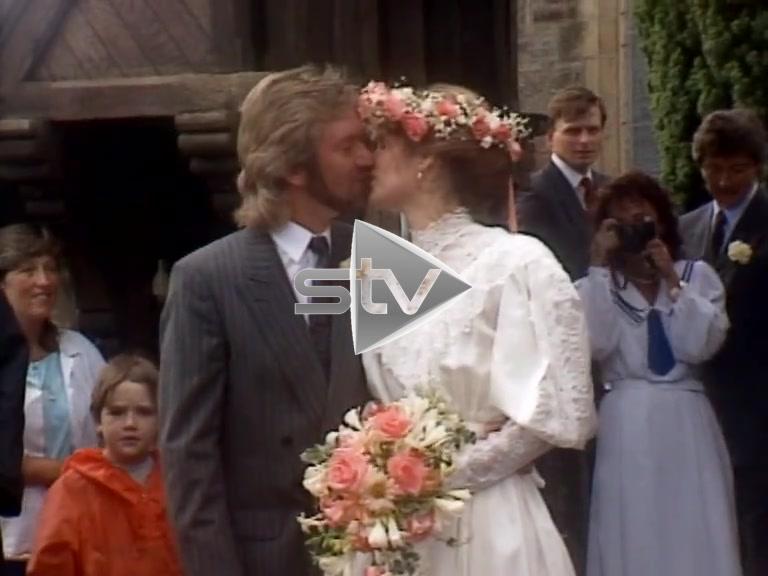 Noel Edmonds Gets Married