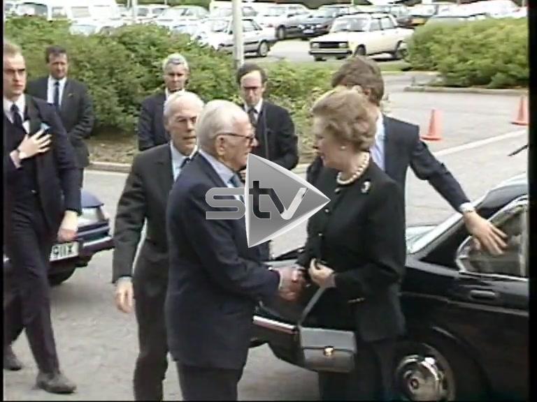 Piper Alpha Disaster – Dr. Hammer meets Mrs. Thatcher