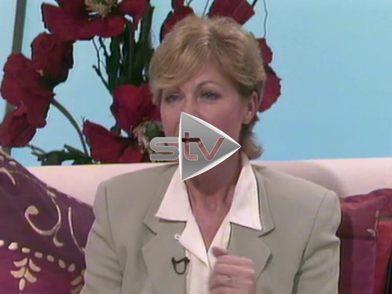 Debbie Moore Promoting Diet