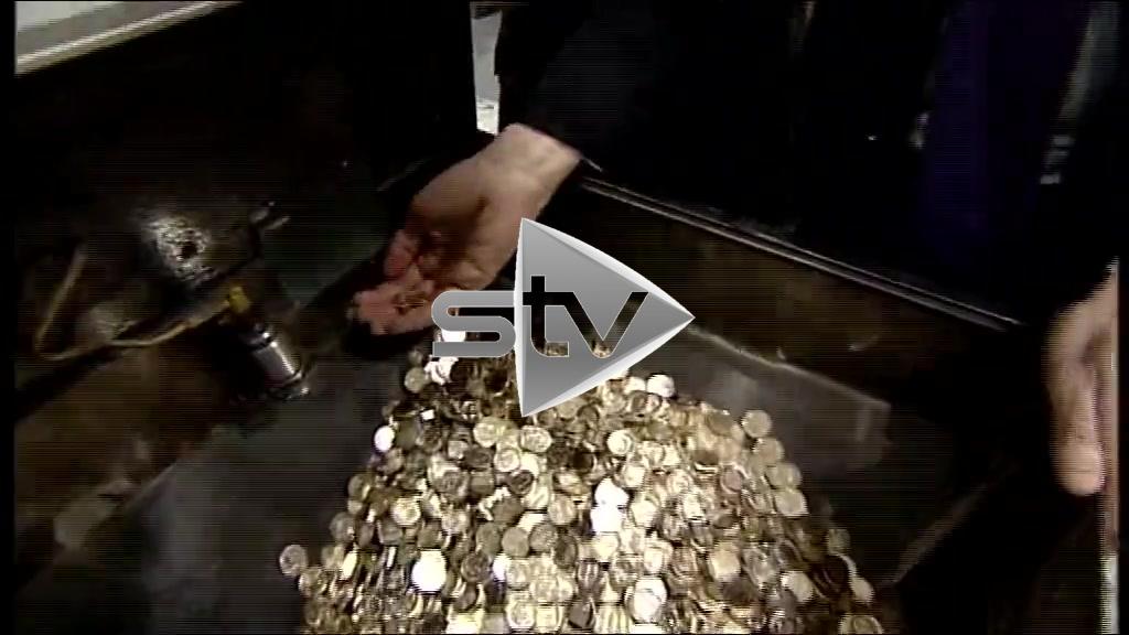 George Osborne Visits the Royal Mint