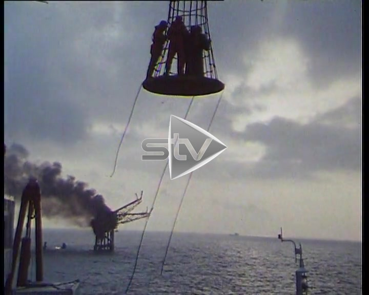 Piper Alpha Disaster – The Morning After