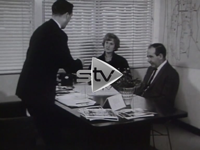 A New Flat in a New Town – Cumbernauld 1966