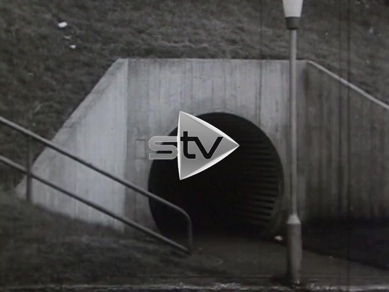 Cumbernauld New Town 1966