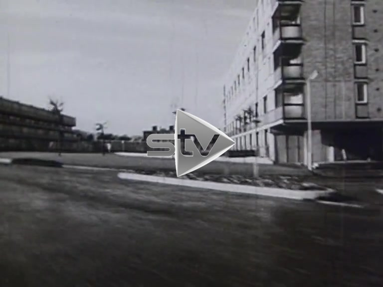 Architect Shows Us Cumbernauld New Town
