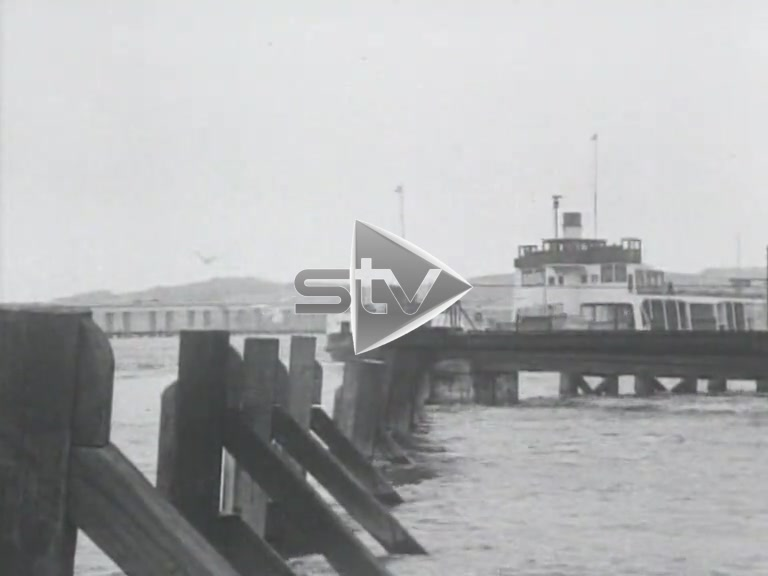 Ferries Make Way for New Tay Road Bridge