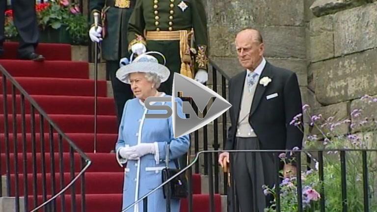 Queens Diamond Jubilee Visit to Scotland
