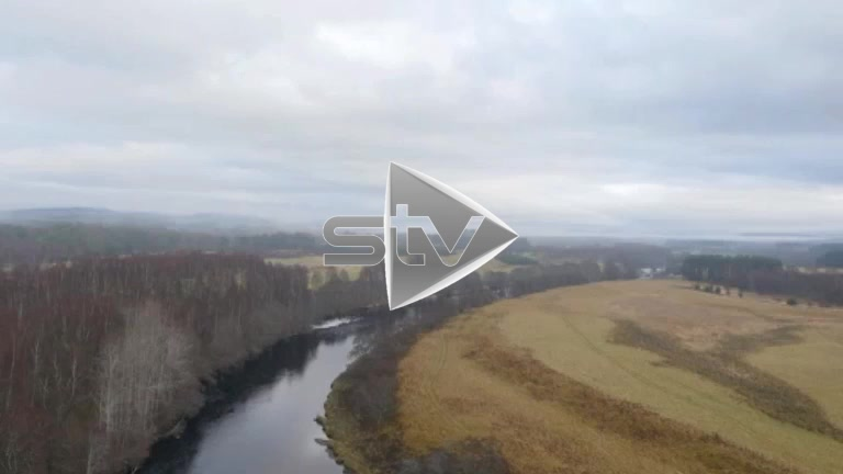 HD Aerials of The River Spey