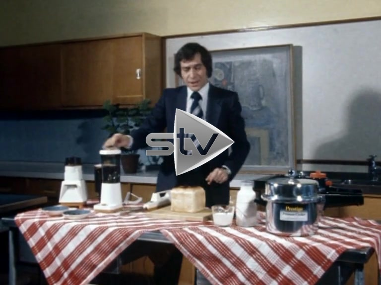 Eighties Kitchen Appliances