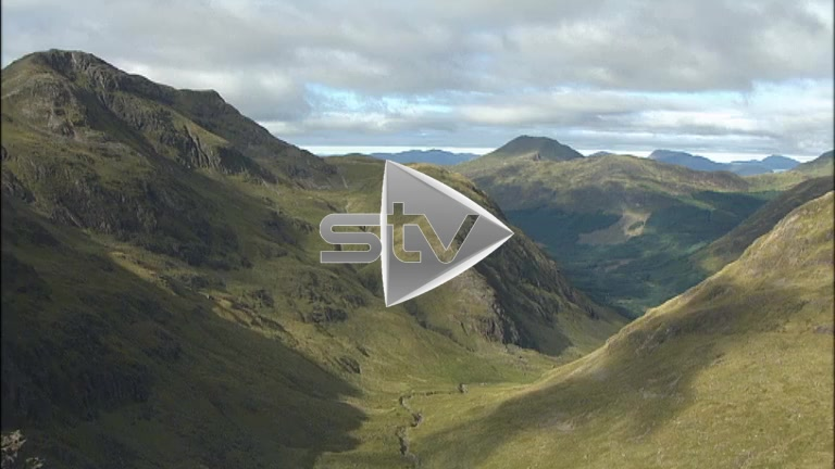 HD Aerials of Hills and Glens in Argyll