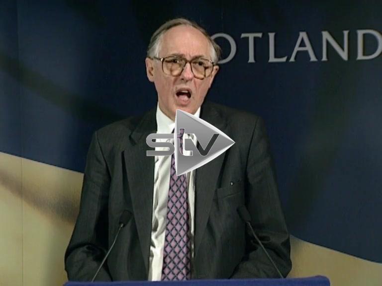 Launch of Scotland Bill