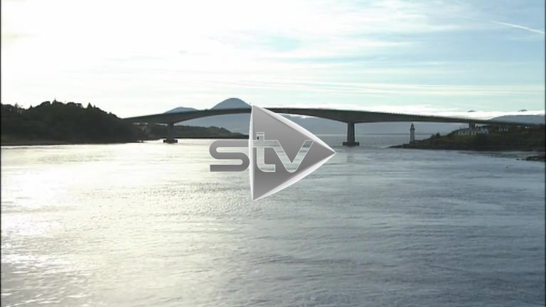 HD Aerials of Skye Bridge