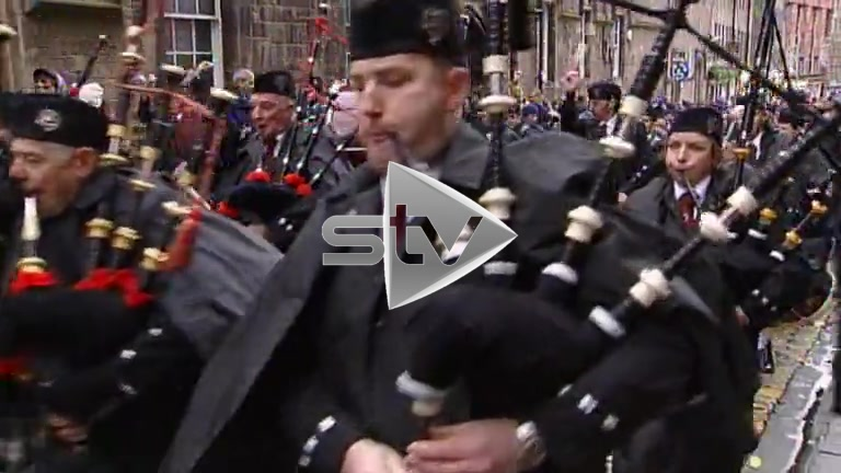St. Andrews Day Parade