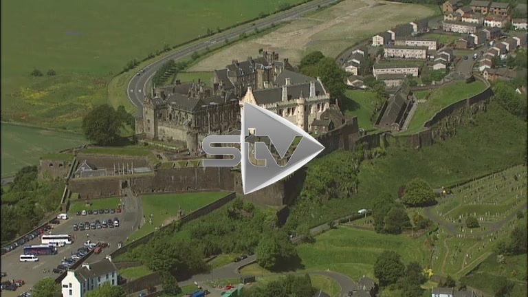 HD Aerials of Stirling Castle