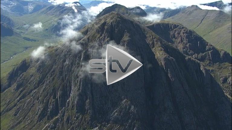 HD Aerials of Stob Dearg