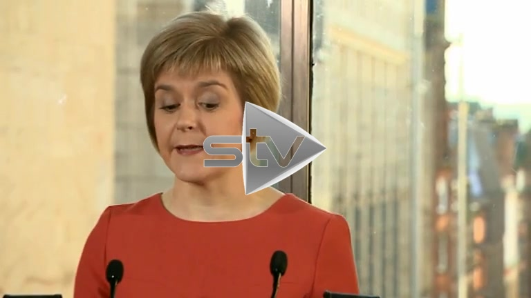 Nicola Sturgeon Announces Her Candidacy for SNP Leader